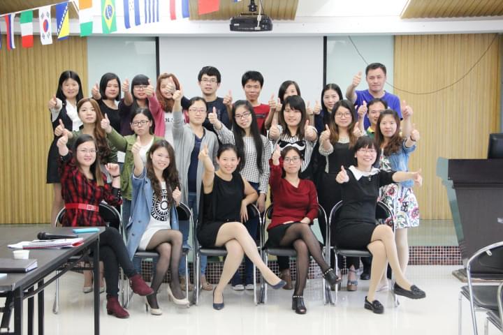 青艺-2015培训学习后合影