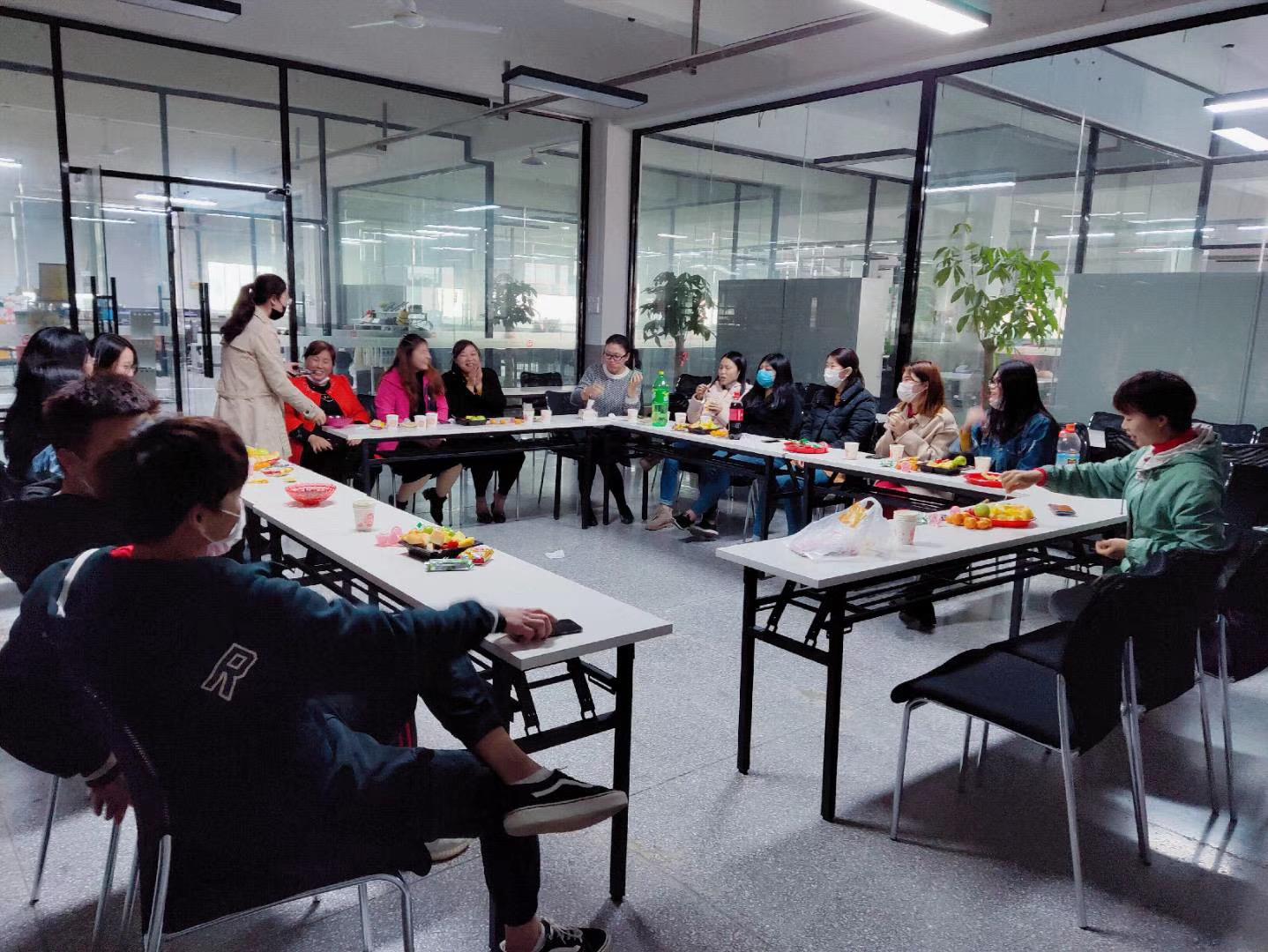 青艺-2020年妇女节慰问活动照